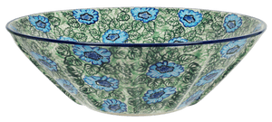 "13.25"" Serving Bowl (Van Gogh's Garden)"