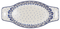 Medium Oval Casserole W/Handles (Daisy Craze)