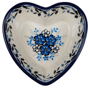 Small Heart Bowl (U4785)