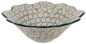 Ornate Flared Bowl (Shasta Explosion)
