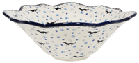 Ornate Flared Bowl (Wiener Dog Delight) | AA82-2151X