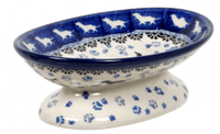 Footed Soap Dish (Wiener Dog Delight) | AA85-2151X