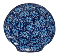 Small Shell Dish (Two Blues) | AB48-1375X