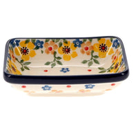 Tiny Rectangular Bowl (Garden Delight)