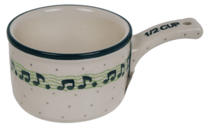 Measuring Cup - 1/2 Cup (Melody)