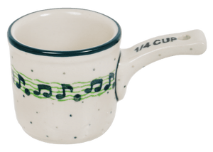 Measuring Cup - 1/4 Cup (Melody)