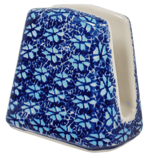 Napkin Holder (Two Blues)