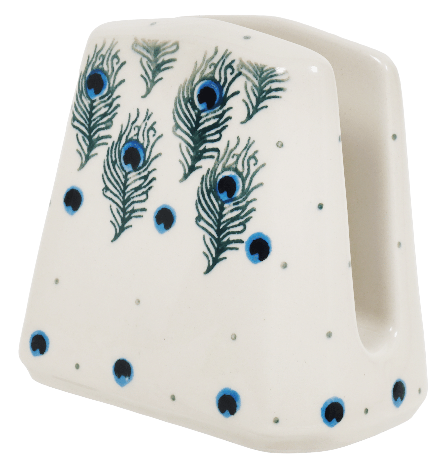 Polish Napkin Holders At The Polish Pottery Outlet