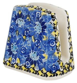 Napkin Holder (Sky Flower)