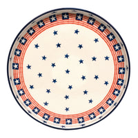 Round Tray (Stars and Stripes)