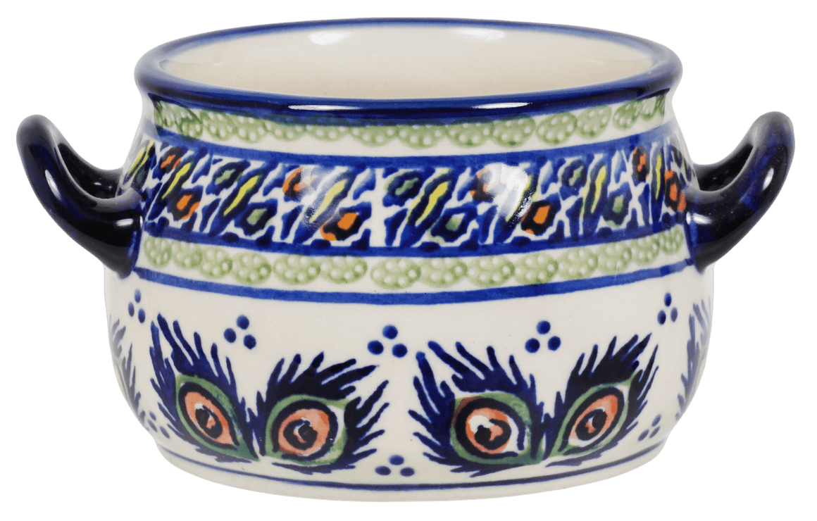 The Individual Soup Tureen (Peacock Eyes)