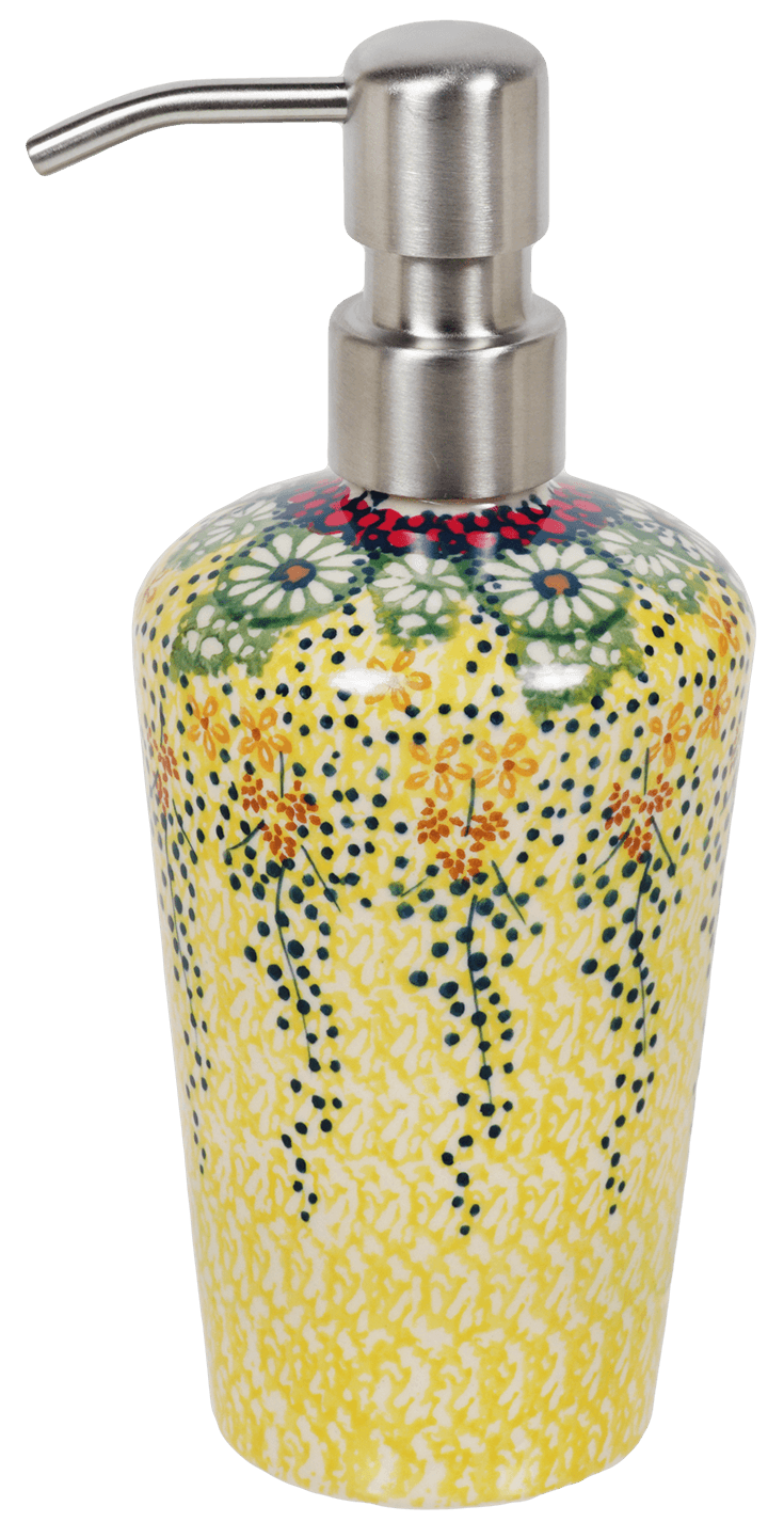 Liquid Soap Dispenser (Sunshine Grotto)