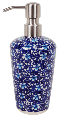 Liquid Soap Dispenser (Blue on Blue)