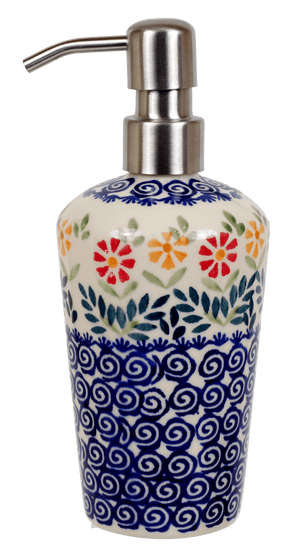 Liquid Soap Dispenser (Flower Power)