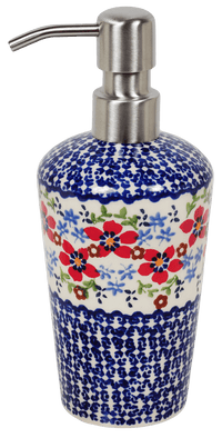 Liquid Soap Dispenser (Summer Bouquet)