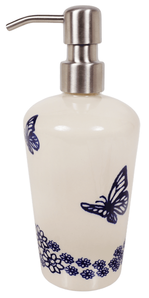 Liquid Soap Dispenser (Butterfly Garden)