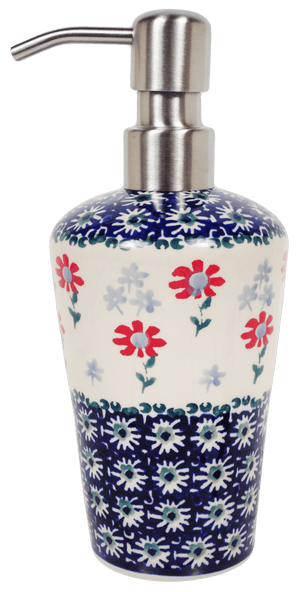 Liquid Soap Dispenser (Summer Blossoms)
