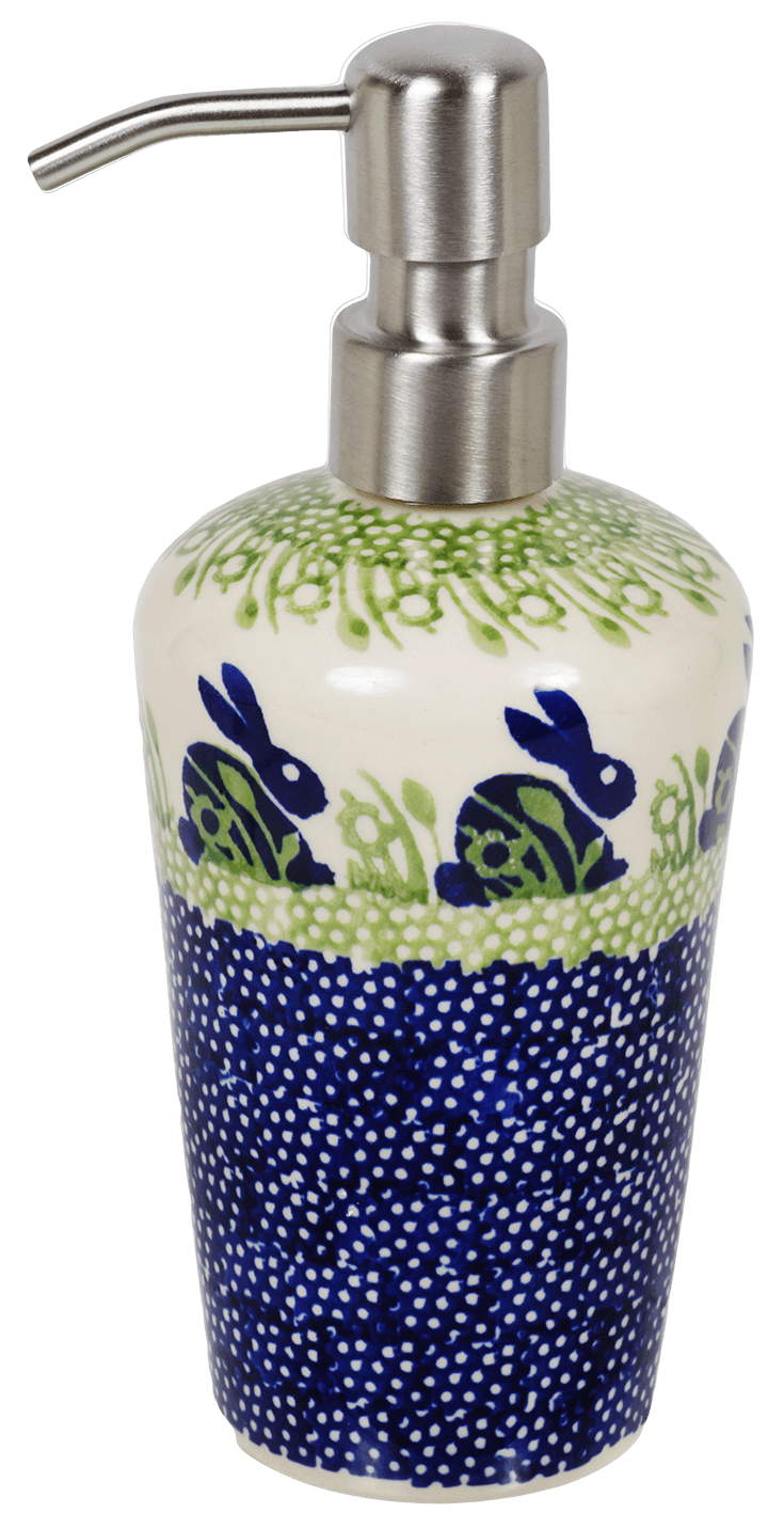 Liquid Soap Dispenser (Bunny Love)