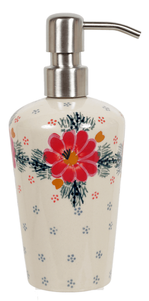 Liquid Soap Dispenser (Zinnia Zest)