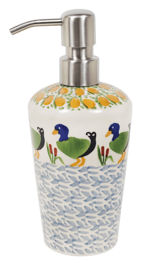 Liquid Soap Dispenser (Ducks in a Row)