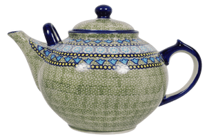 The 3 Liter Teapot (Blue Bells)
