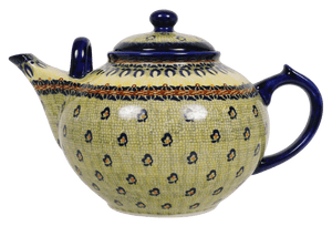 The 3 Liter Teapot (Baltic Garden)