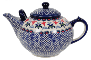 The 3 Liter Teapot (Scandinavian Scarlet)