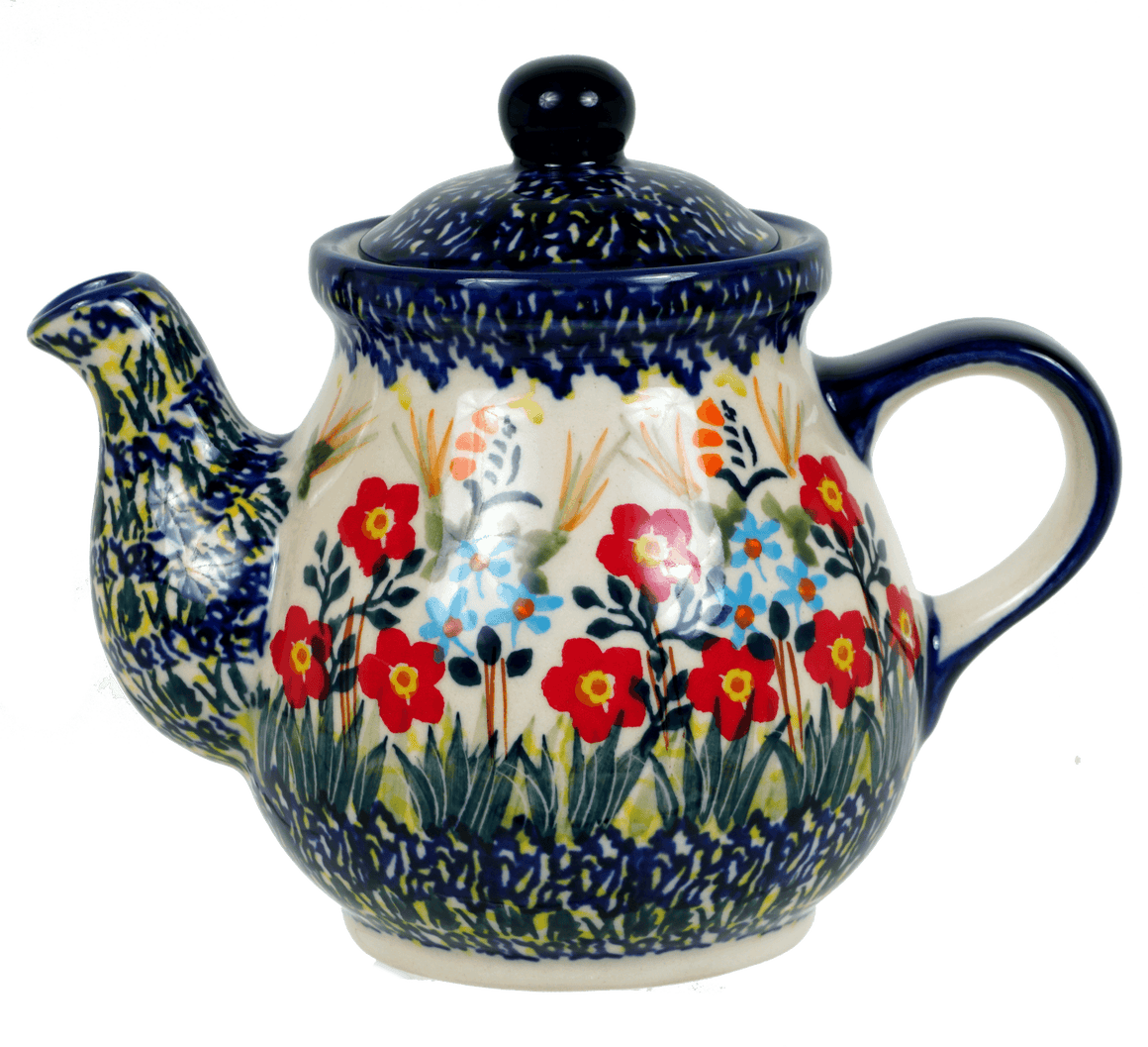 The Teapot for One (Bundled Bouquets)