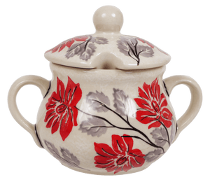The Traditional Sugar Bowl (Evening Blossoms)