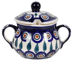 The Traditional Sugar Bowl (Peacock)