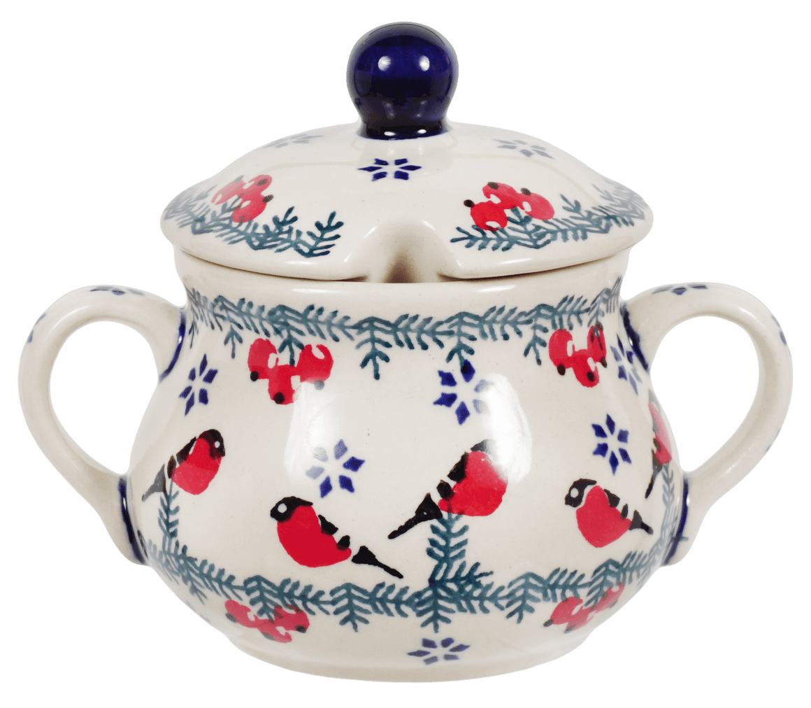 The Traditional Sugar Bowl (Red Bird)