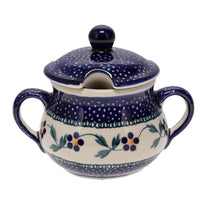 The Traditional Sugar Bowl (Morning Glory) | C015T-GI