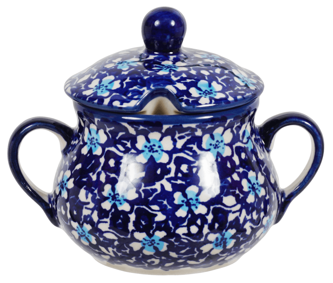 The Traditional Sugar Bowl (Blue on Blue)