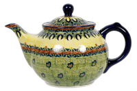 The 0.7 Liter Teapot (Baltic Garden)