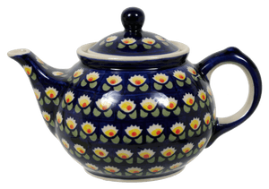 The 0.7 Liter Teapot (Tulip Azul)