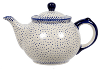 The 0.7 Liter Teapot (Misty Blue)