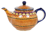 The 0.7 Liter Teapot (Desert Sunrise)