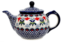 The 0.7 Liter Teapot (Scandinavian Scarlet)