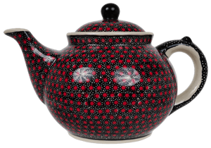 The 1.5 Liter Teapot (Scarlet Night)