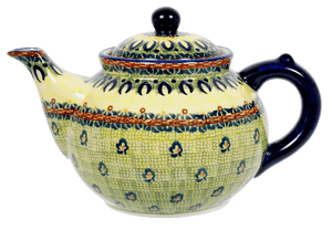 The 1.5 Liter Teapot (Baltic Garden)