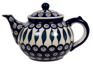 The 1.5 Liter Teapot (Peacock)