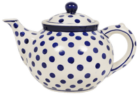 The 1.5 Liter Teapot (Polka Dot)