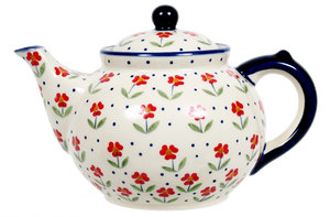 The 1.5 Liter Teapot (Simply Beautiful)