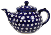 The 1.5 Liter Teapot (Starry Night)