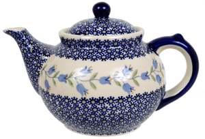 The 1.5 Liter Teapot (Lily of the Valley)