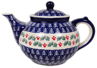 The 1.5 Liter Teapot (Holiday Cheer)