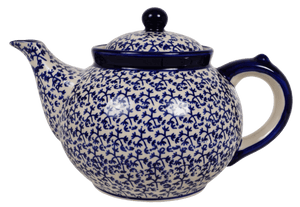 The 1.5 Liter Teapot (Blue Thicket)
