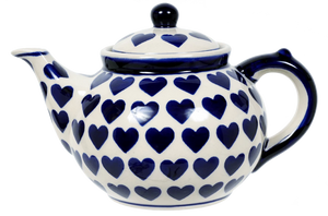 The 1.5 Liter Teapot (Whole Hearted)