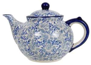 The 1.5 Liter Teapot (English Blue)