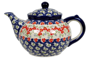 The 1.5 Liter Teapot (Ring Around the Rosie)